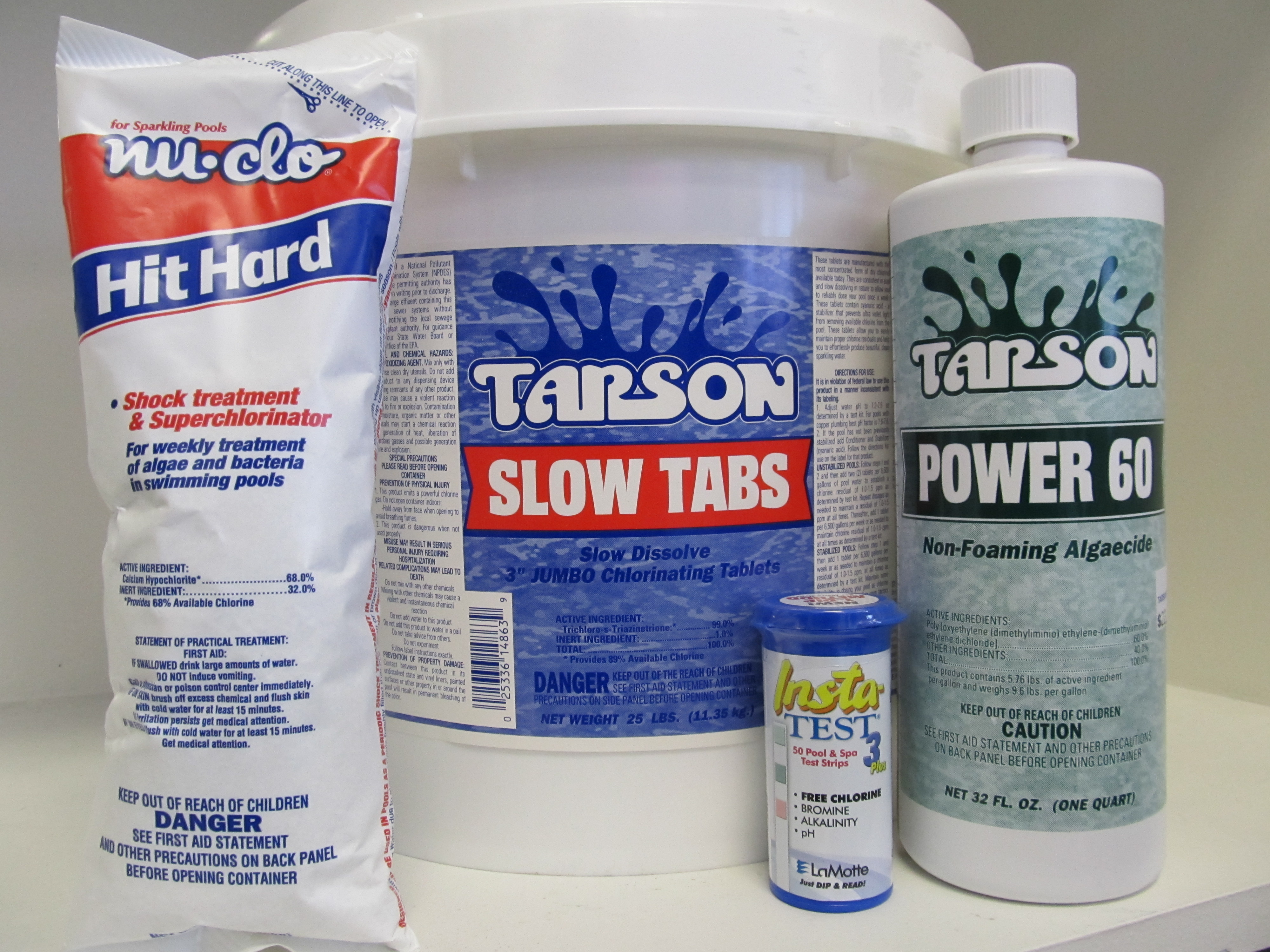 Types Of Pool Chemicals Thetarsonbellyflop
