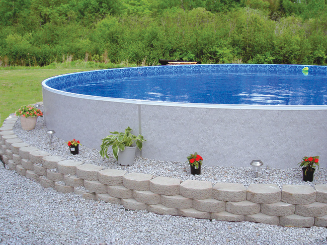 Above Ground Pool Edging Ideas how and above ground pool works all swimming pools work in the same manner no matter the shape or size they all use a combination of filtration and Above Ground Pool Edging Ideas Above Ground Pool Accessories Bing Images Spray Glow In The Dark